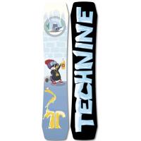 Сноуборд TECHNINE 4/20 HAMMERHEAD MEN'S SNOWBOARD - T9 FLAT ROCK PINGUIN F19_O