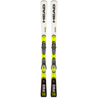 Горные лыжи WC Rebels iShape Pro AB white/yellow