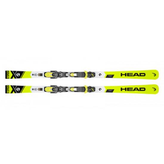 Горные лыжи WC Rebels iSpeed RP EVO 14 white/yellow