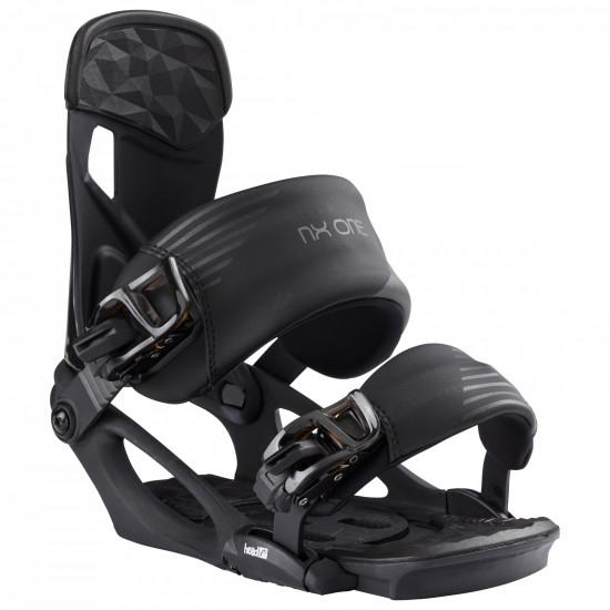 Крепления для сноуборда NX one black